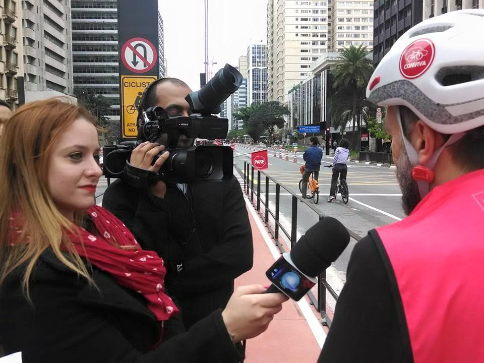 Curso Reporter TV Arnaldo Ferraz - Aula teorica